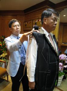 華航 孫洪祥總經理
