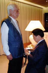 辜寬敏 董事長