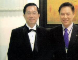 陳前總統 水扁 先生