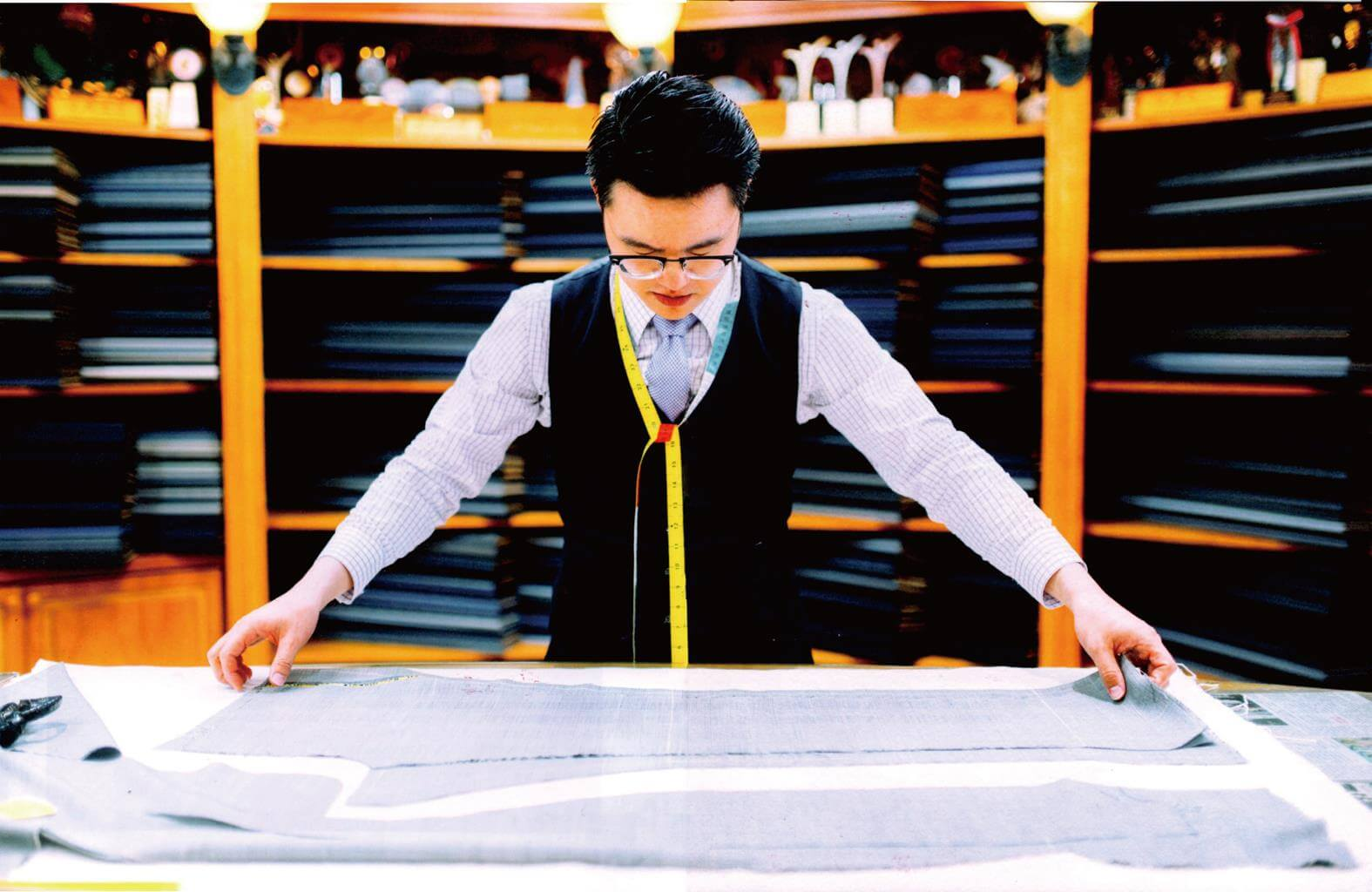 金牌裁縫師