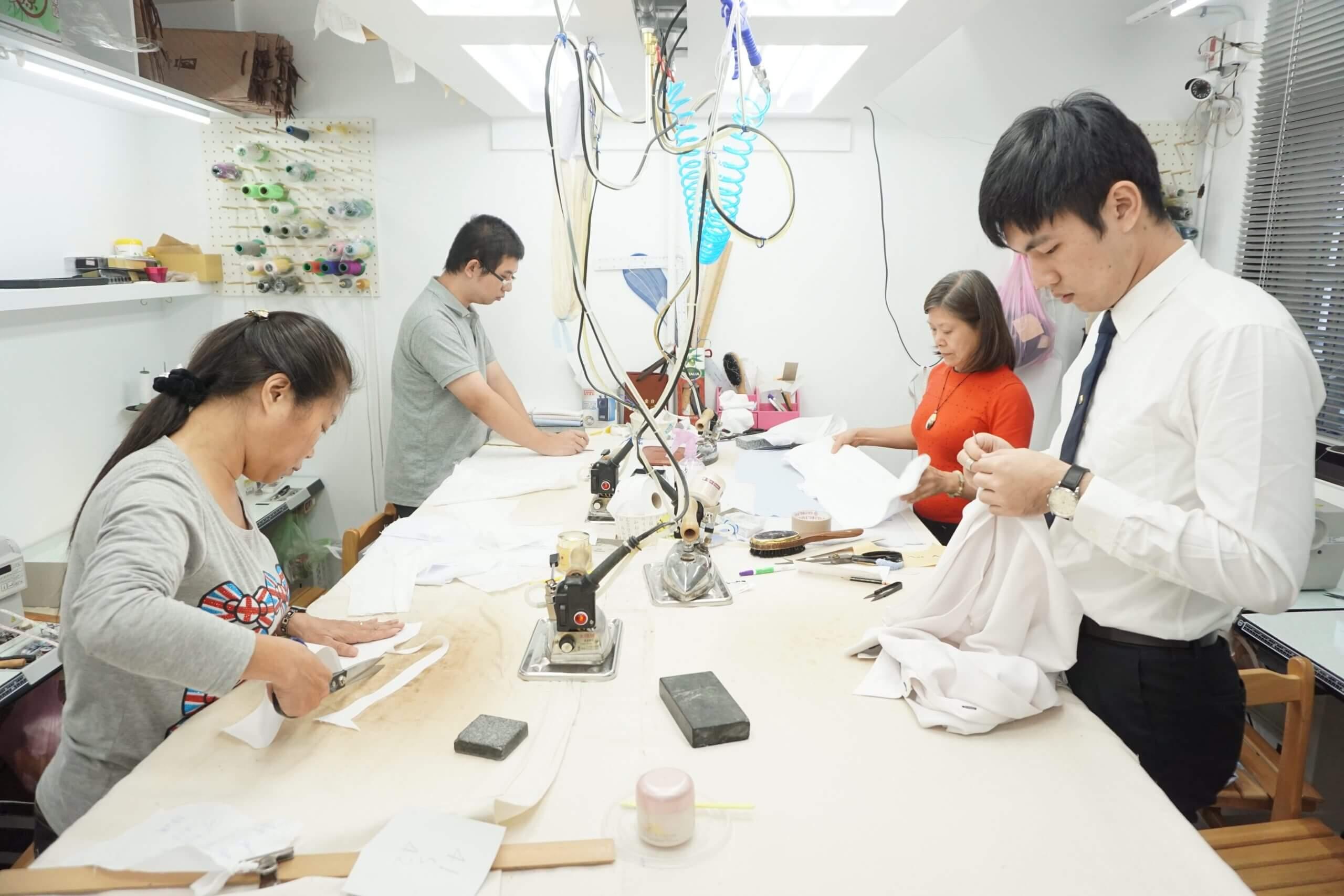紳裝襯衫工廠
